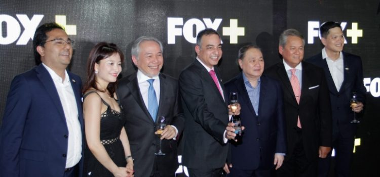 FOX + launch in PH