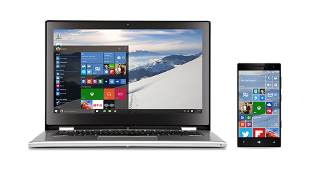 Quick summary of the Microsoft Windows 10 event