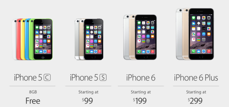 Why iPhone 6/6+ is overrated but still the best in the market