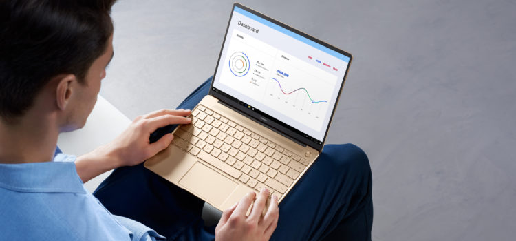 It's official: Huawei Matebook X