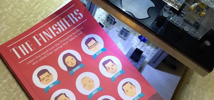 Learn from the Philippine startup founders – The Finishers [Book Review]