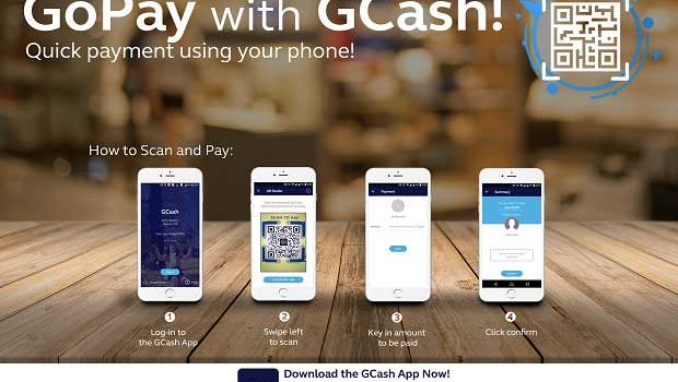 Globe's Go Pay: Mobile QR payment