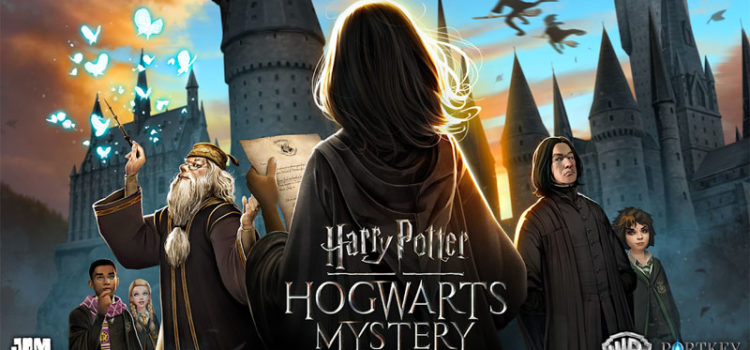 Harry Potter: Hogwarts Mystery [Mobile Game]