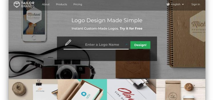 Top 8 Logo Generator Websites