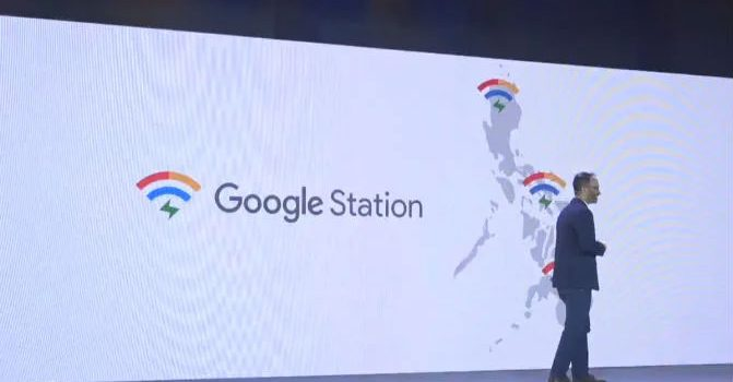 Google is bringing free high-speed internet to 50 locations around the Philippines
